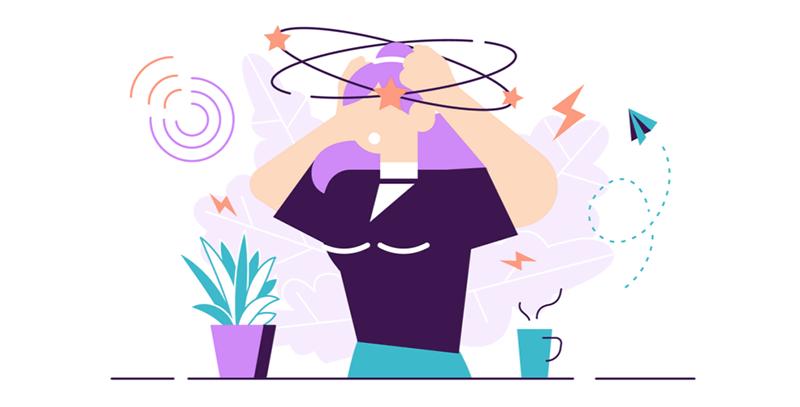 Illustration: Following wrong advice
